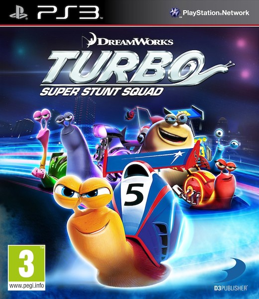 Turbo: Super Stunt Squad (�����: ������������ ����������)