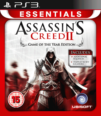 Assassins Creed 2 Game of The Year (Essentials) (Рус)
