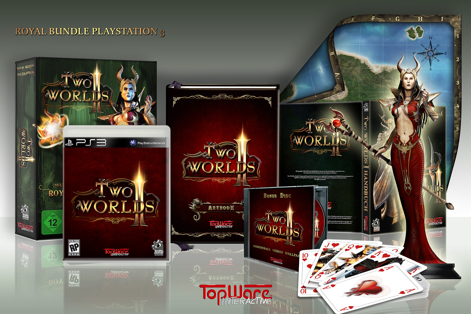 Two Worlds II Royal Edition (Рус)