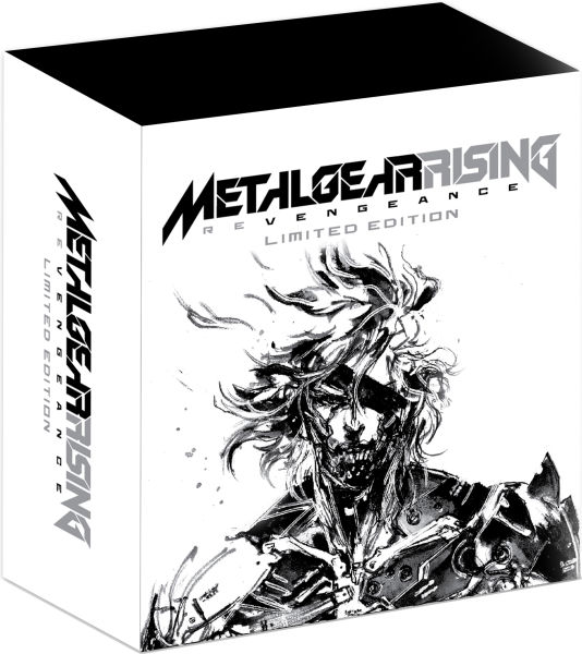 Metal Gear Rising: Revengeance B