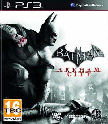 Batman: Arkham City (Рус)