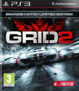 GRID 2 Brands Hatch Limited Edition