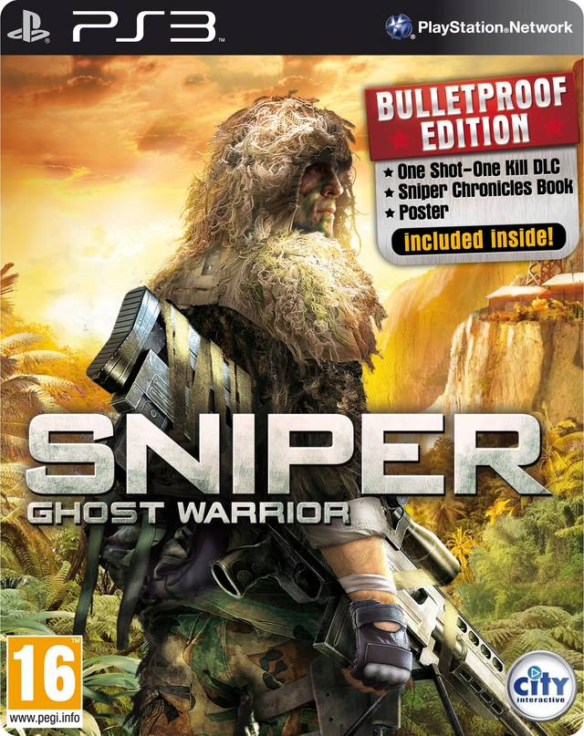 Sniper: Ghost Warrior Special Edition (Рус)
