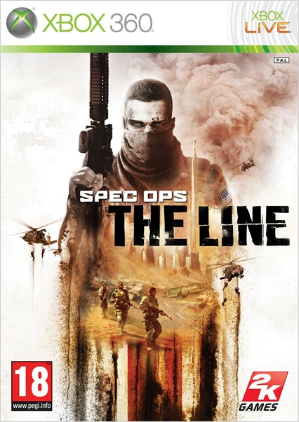 Spec Ops: The Line Fubar Edition