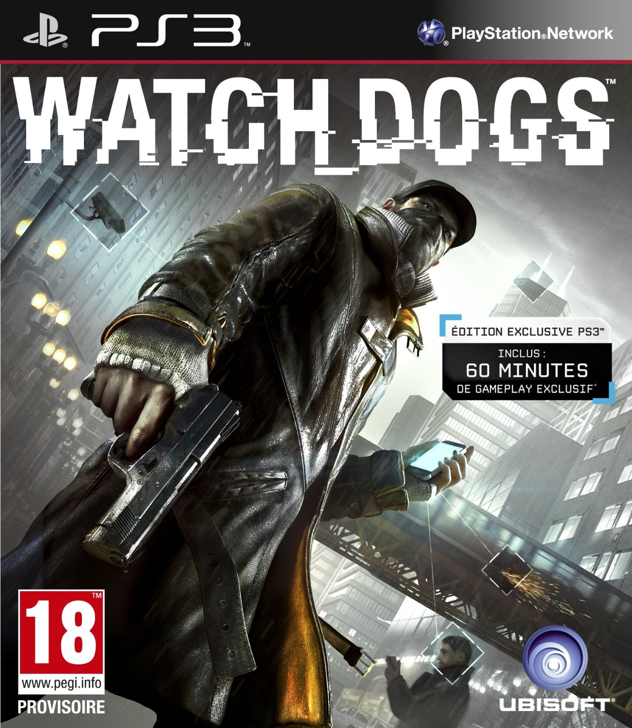 Watch Dogs D1 Edition (Рус)