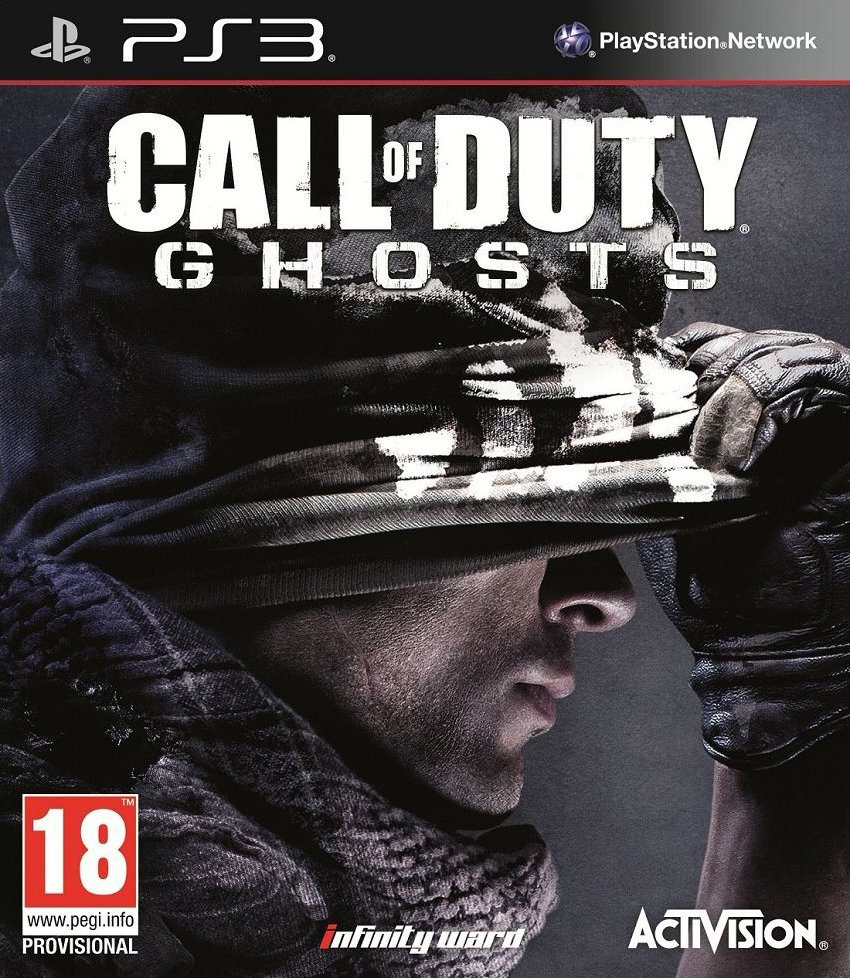 Call of Duty Ghosts (Рус)