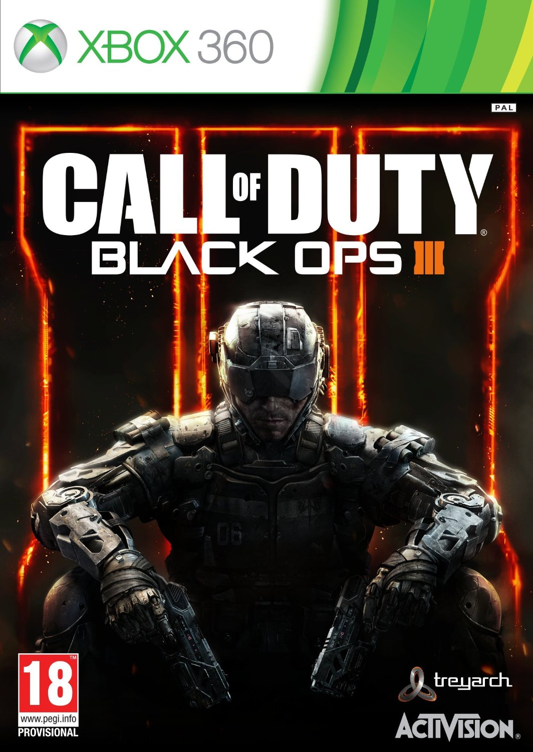Call of Duty: Black Ops III (Рус)