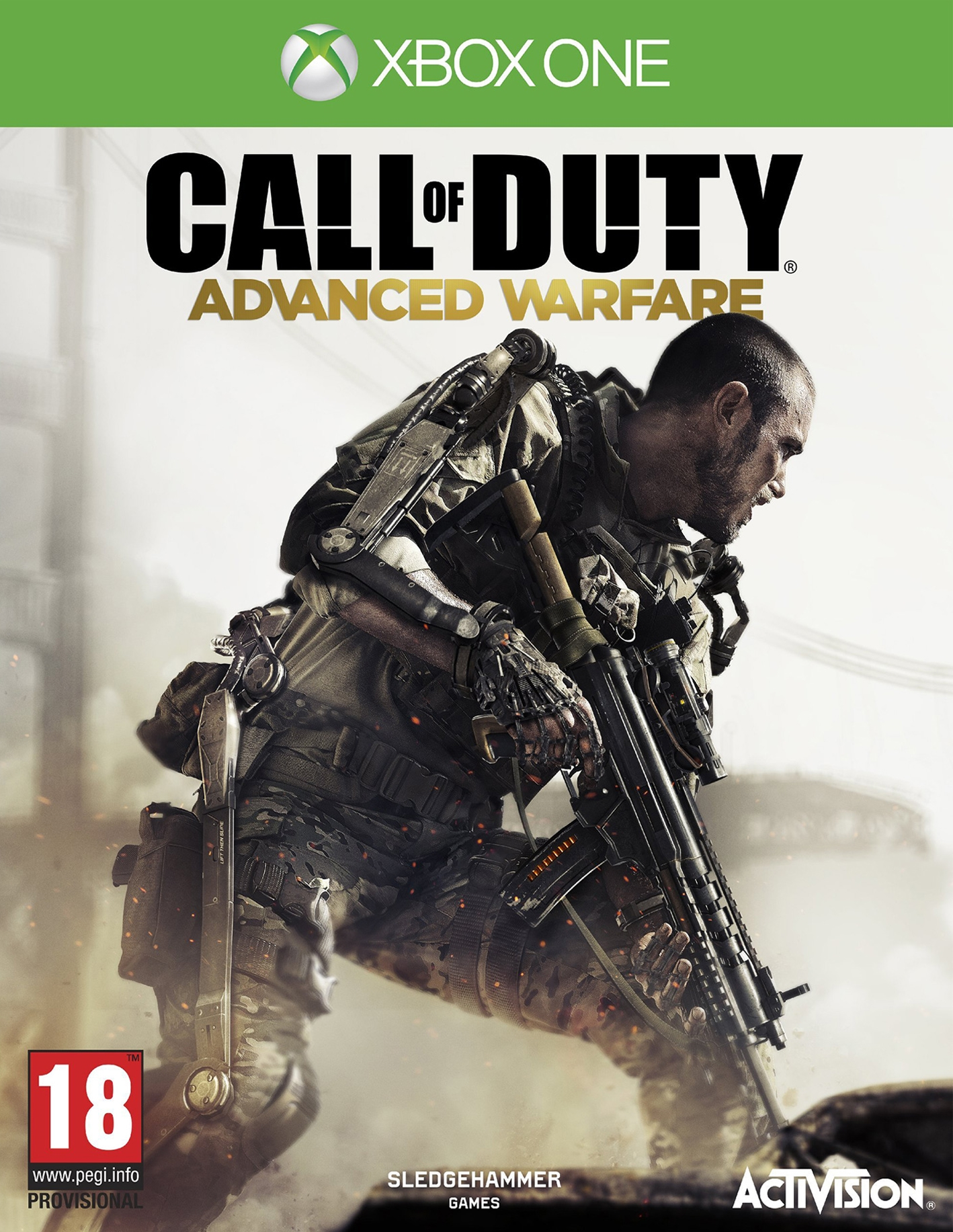 Call of Duty: Advanced Warfare (Рус)