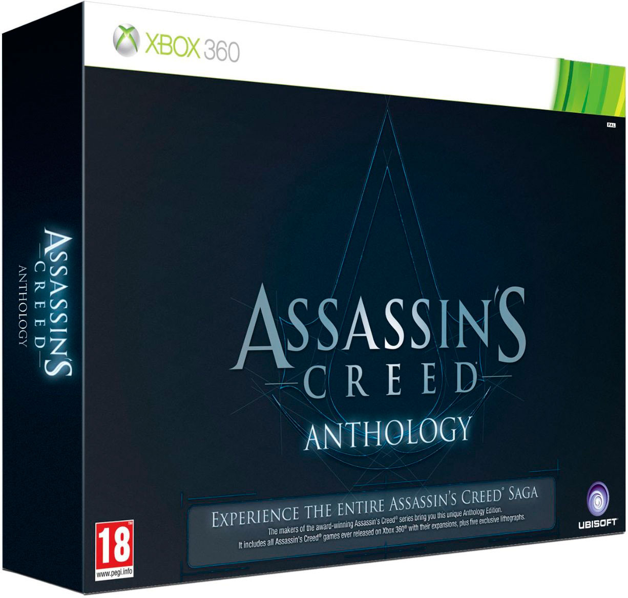Assassins Creed Anthology (Рус.)