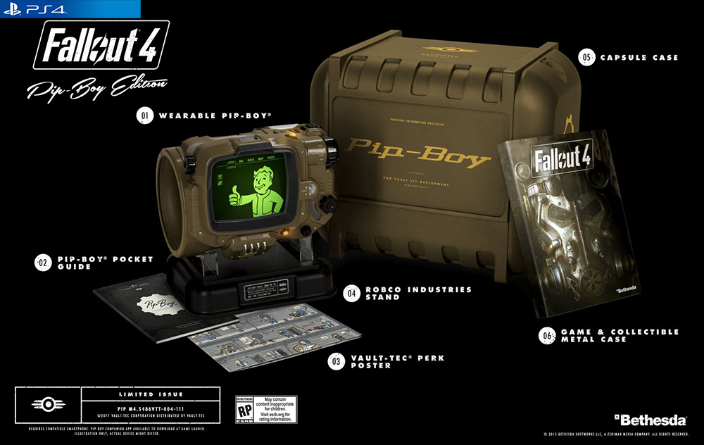 Fallout 4 Pip-Boy Edition (Рус)