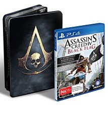 Assassins Creed 4 (IV) Black Flag (Чёрный Флаг) Skull Edition (Рус)