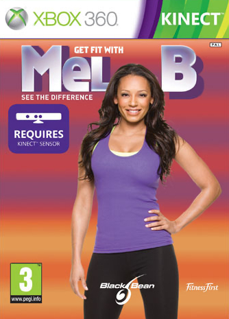 Get Fit With Mel B (для Kinect)