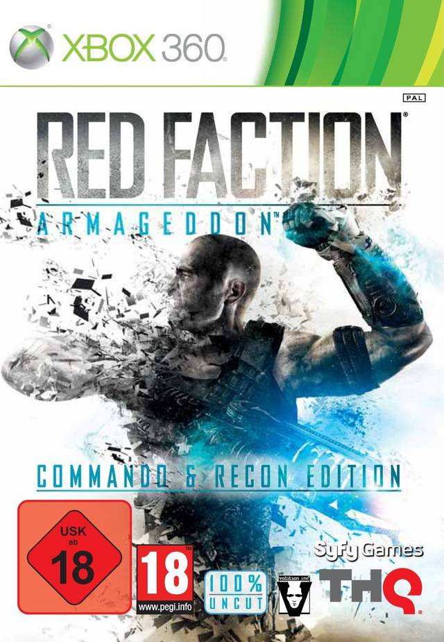 Red Faction: Armageddon (The Commando & Recon Edition) (Рус)