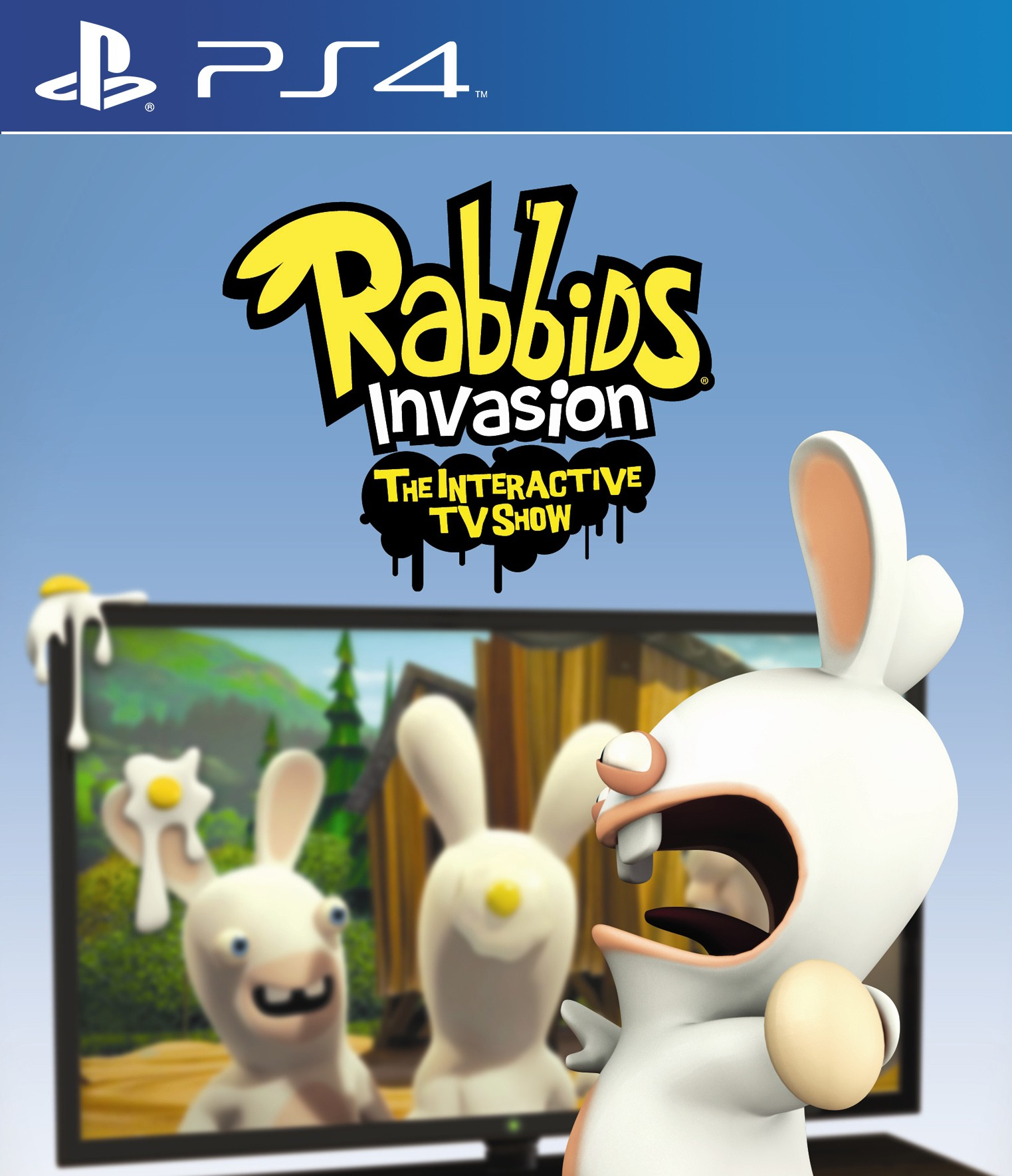 Rabbids Invasion (Рус)