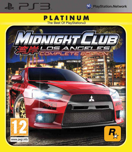 Midnight Club Los Angeles Complete Edition (Platinum)
