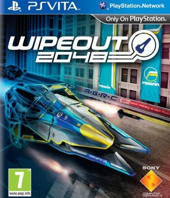Wipeout 2048 (Рус)