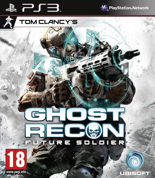 Tom Clancy's Ghost Recon: Future Soldier (Рус)