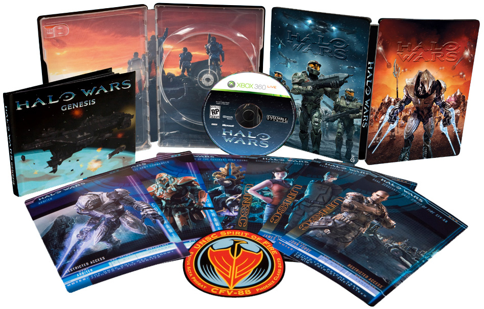 Halo Wars Limited Edition (Рус)