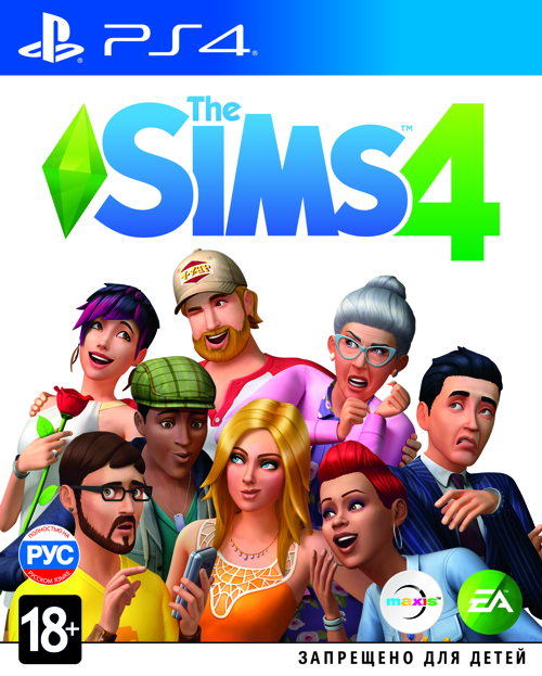 The Sims 4 (Рус)