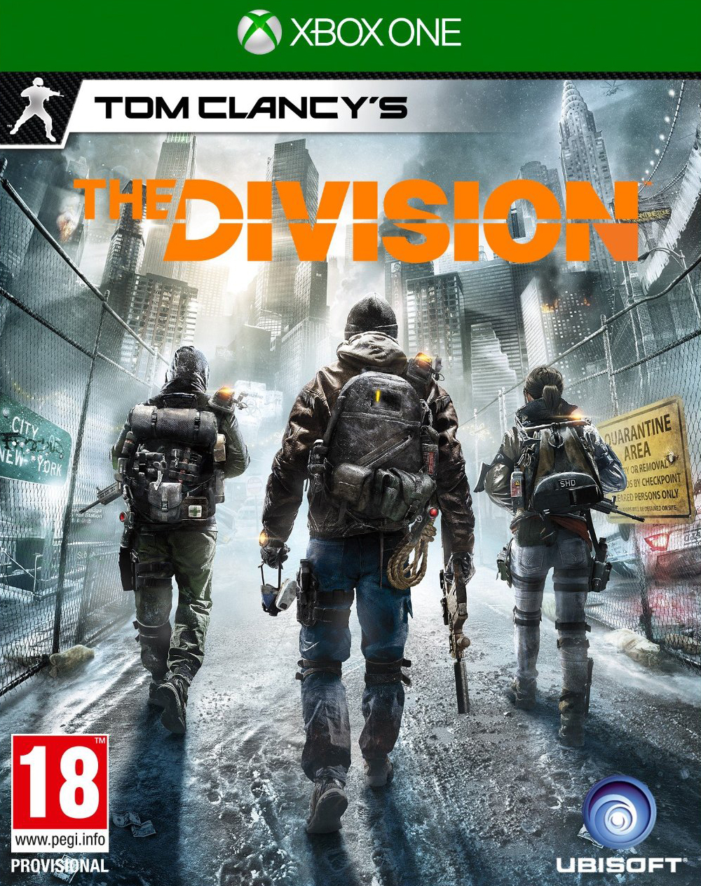 Tom Clancys The Division (Рус)