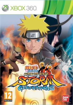 Naruto Shippuden: Ultimate Ninja Storm Generations Special Edition