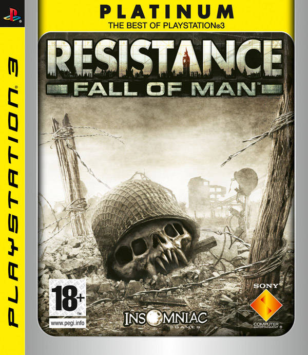 Resistance: Fall of Man (Platinum)