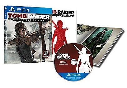Tomb Raider: Definitive Edition Limited Digipack Version (���)