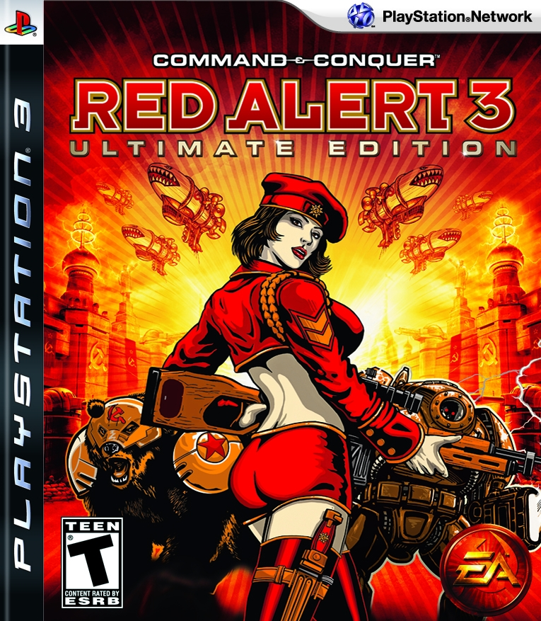 Command & Conquer: Red Alert 3 Ultimate Edition (Рус)