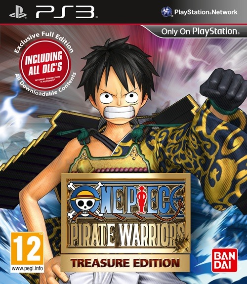 One Piece: Pirate Warriors  Treasure Edition