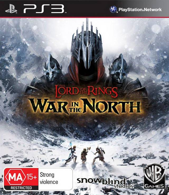 Lord of The Rings: War in the North Nordic Edition (Рус)