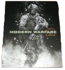 Call of Duty: Modern Warfare 2 Steelbook Edition