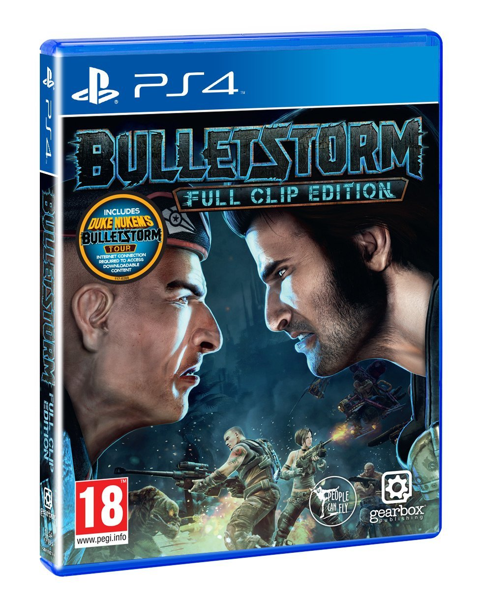Bulletstorm: Full Clip Edition (Рус)